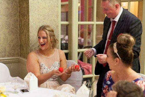 Darren Robinson Lancashire Wedding Magician