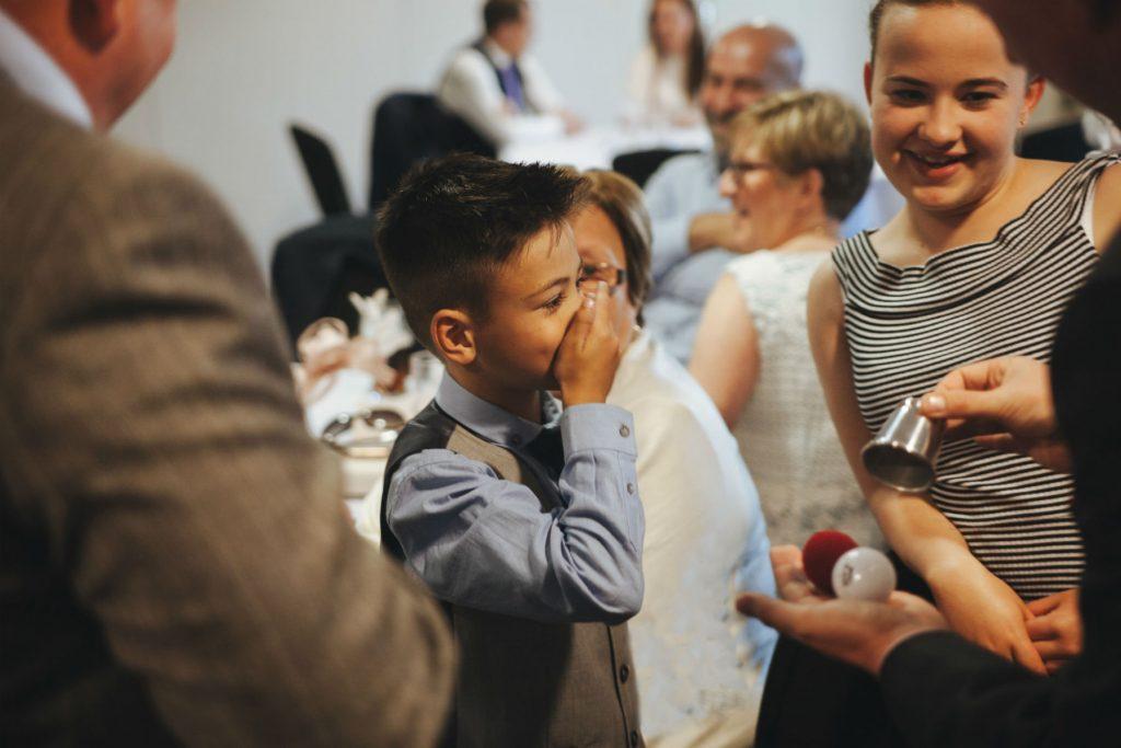 wedding magicians Preston